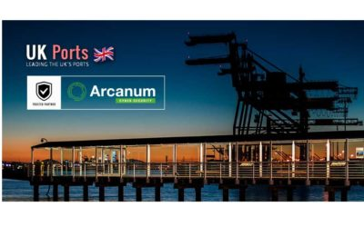 UK Ports announce trusted Partner Agreement with Arcanum Information Security