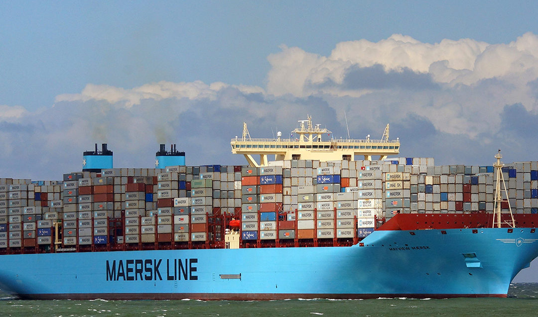 The Maersk Cyber Attack is a wake up call for the industry