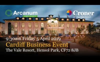 Arcanum & Croner Cyber Event