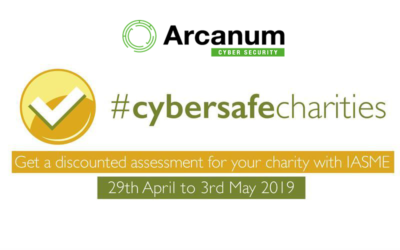 Cyber Safe Charities Campaign