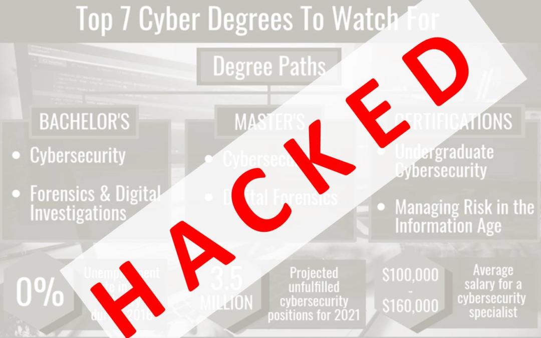Universities: Hackers Fake Student Accounts
