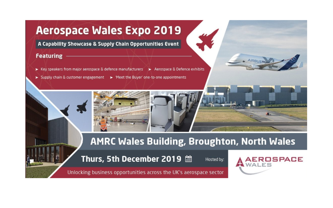 Arcanum Exhibit at Aerospace Wales Expo
