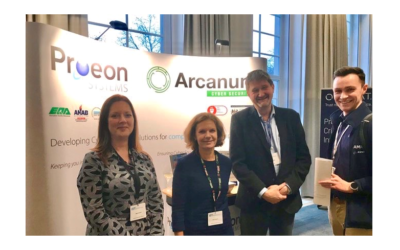 Arcanum & Proeon Attend The Annual IET Conference