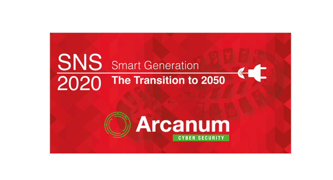 Arcanum Exhibit at SNS2020 Smart Generation