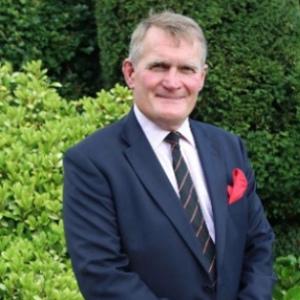 Russ Wardle OBE DL