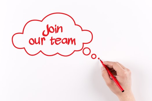 We're Recruiting for a Marketing Executive