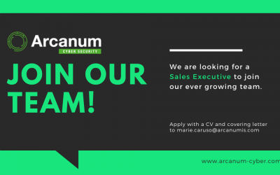 We're Recruiting – Sales Executive